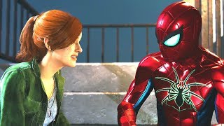 Marvel's Spider-Man (PS4 1080p) - Walkthrough Part 34 - Into The Fire