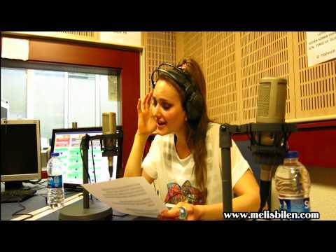 Melis Bilen - Ayrılmam (Canlı -TRT Kent Radyo İstanbul)