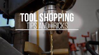 Buying Used Tools - Negotiating Tips/Tricks and Buying Advice (Plus a Mini Shop Tour)