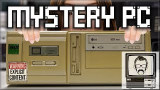 Mystery eBay PC hides SURPRISE   Nostalgia Nerd