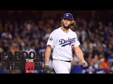 A pitch clock for Major League Baseball?   Pardon The Interruption   ESPN