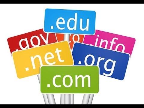 """№2 - Где и как зарегистрировать домен дешево? Видеокурс «WordPress от """"А"""" до """"Я""""»"""