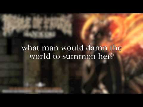 CRADLE OF FILTH - Manticore (LYRIC VIDEO)