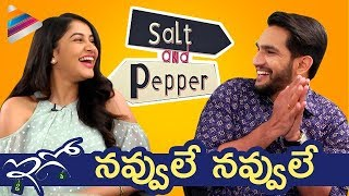 Simran and Aashish Raj Make FUN of Each Other | EGO 2018 Telugu Movie | Salt and Pepper | Diksha Panth