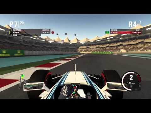 F1™ 2015 Gameplay PS4 Abu Dhabi