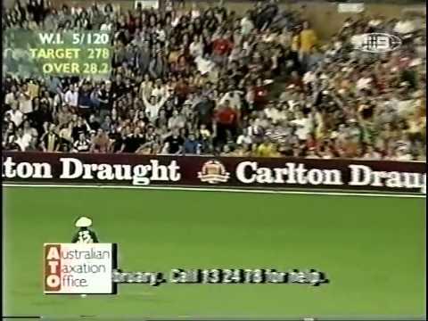 Brian Lara 116 vs Australia SCG 2000 01