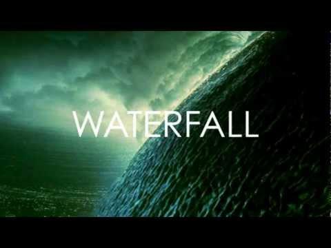 Ocean - Ocn - Waterfall video