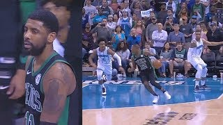 Kyrie Irving in Disbelief After DUMB Shot By Terry Rozier Costs Celtics The Game vs Hornets!
