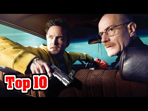 Top 10 AMAZING Facts About BREAKING BAD