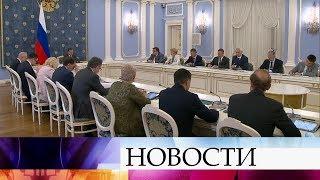 Дмитрий Медведев предупредил министров о персональной ответственности за реализацию нацпроектов.