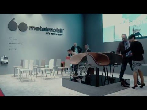 Metalmobil - Salone del Mobile 2016
