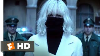 Atomic Blonde (2017) - Apartment Fight Scene (2/10) | Movieclips