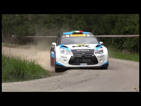 IRC Rally Elba 2014