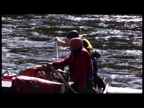 монголы ловят рыбу руками