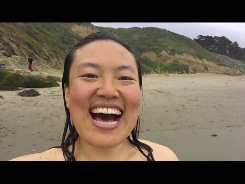 Got Naked At Nude Beach At Baker Beach San Francisco-get Out Of Comfort Zone video