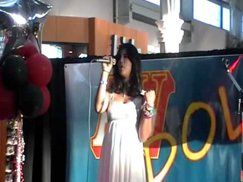 anyway Martina Mcbride (cover) By Ashlee May A.v. Idol Winner! video