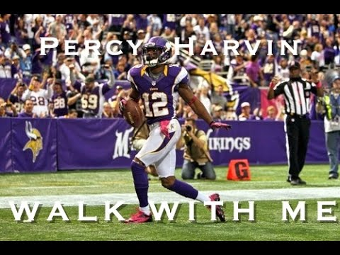 Percy Harvin - Walk with Me
