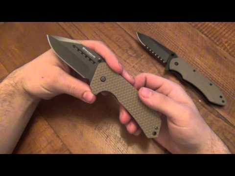 Knife Review : Boker Magnum