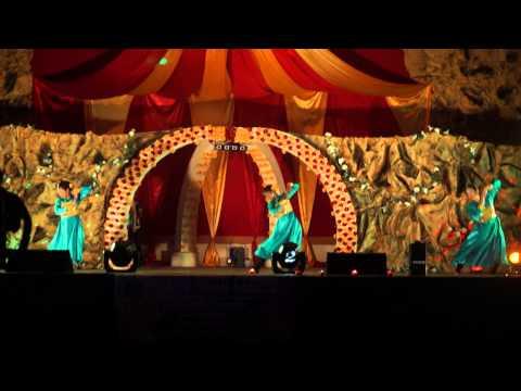 chillax and viswaroopam performance by Nefaa Freaks