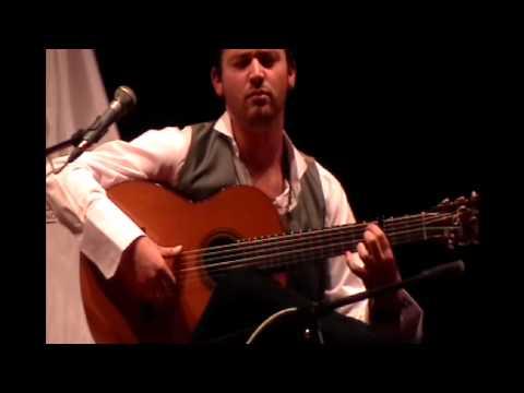 Mauricio Aguilera en el Festival Internacional de Guitarra de Arequipa 2010 -