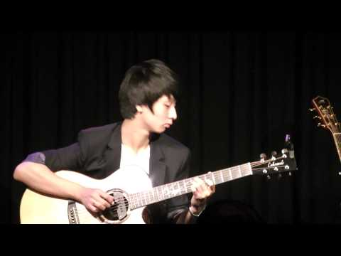 (bigbang) Monster - Sungha Jung (live) video