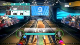 Kinect Sports  - Bowling (my version) #3