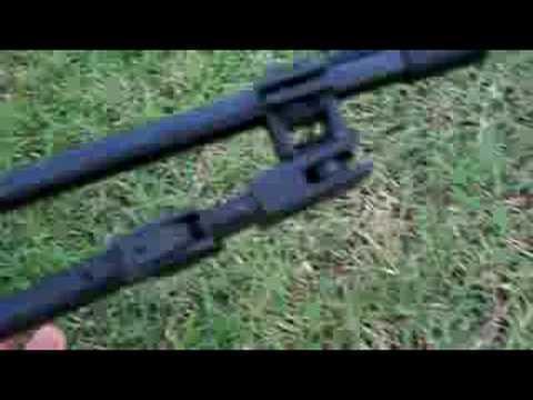 My Crossman Quest 800x 22. Pellet Rifle Part [1-4]