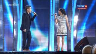 Новая Волна 2013 Elva Patty & Sandhy Sondoro (Indonesia)