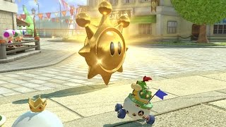 Mario Kart 8 Deluxe - Shine Thief - All Courses (2 Player)