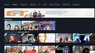 Amazon Prime Video for Apple TV!