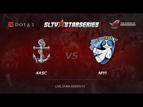 4Anchors vs MyI, SLTV Europe Season 11, Day 23