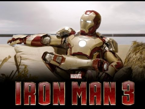 PRIMECAST 57: IRON MAN 3 REVIEW