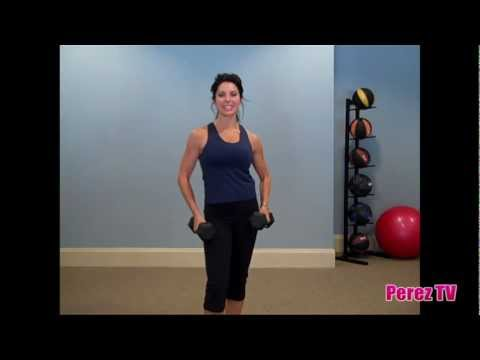 How To Get Toned Arms - For Hot Moms! video
