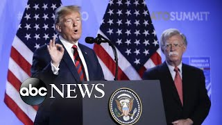 Trump's team gears up for rebuttal in Senate impeachment trial l ABC News