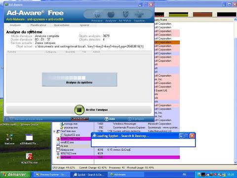 Malwares et Antispywares gratuits