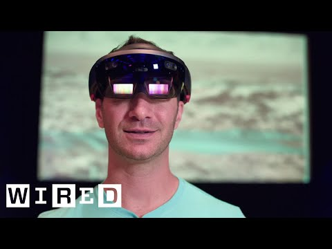 HoloLens + NASA = AMAZING   OOO with Brent Rose