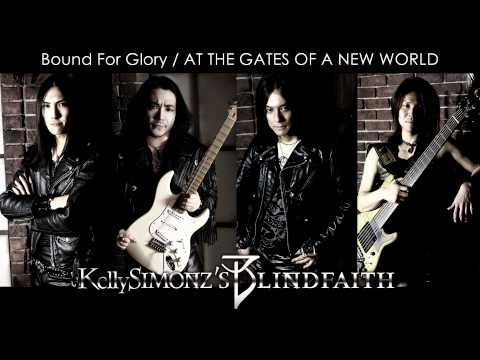 Kelly Simonz - Bound For Glory