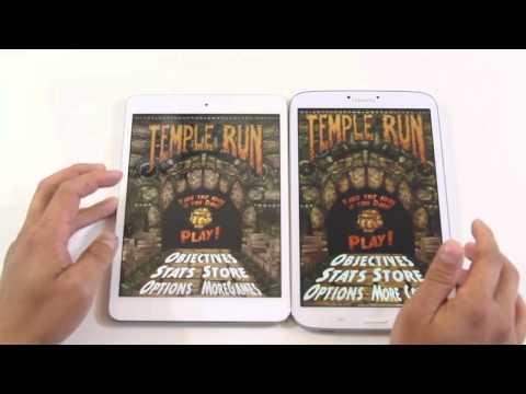 Apple Ipad Mini Vs Samsung Galaxy Tab 3 8.0