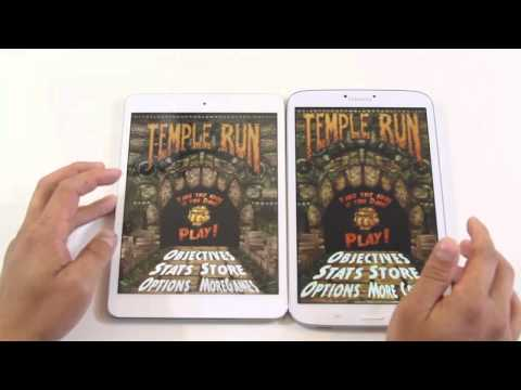 Apple Ipad Mini Vs Samsung Galaxy Tab 3 8.0