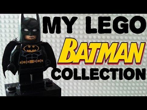 Обзор Моей Коллекции Лего Бетмен 2014/My LEGO Batman Collection Review