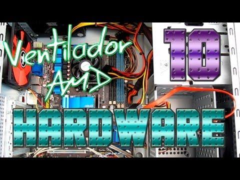 Componentes - Instalar ventilador CPU (AMD AM3)