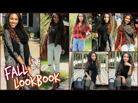 Fall Outfits Lookbook! 2014