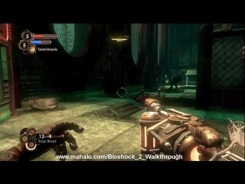 BioShock 2 Walkthrough - Pauper's Drop Part 1 HD