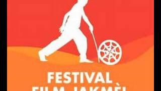 Haiti Jacmel Festival Splash Page Logo