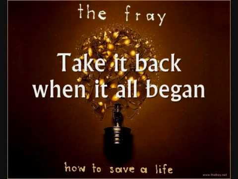 The Fray - Little House