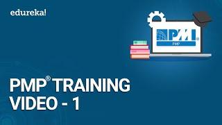 Pmp Training Audio 1 Pmbok Guide 6th Edition Pmp Certification Exam Training Edureka