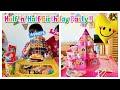 Half 'n' Half Birthday Party (6years & 4years) 🎂 2020.11.22.