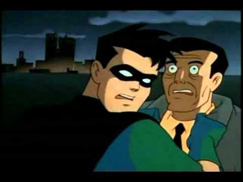 Robin vs. Tony Zucco the killer of his parents
