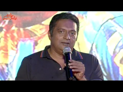 Prakash Raj Speech @ Govindudu Andarivadele Teaser Launch