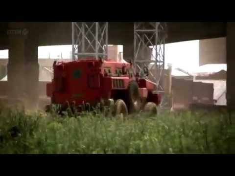 Самый прочный автомобиль в мире бронемашина Marauder